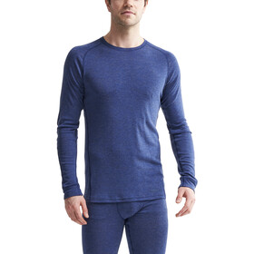 Craft Merino 180 Kit de sous-vêtements Homme, burst melange